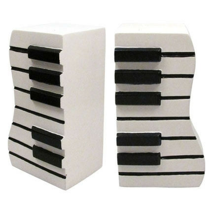 Bookends, Piano Keyboard