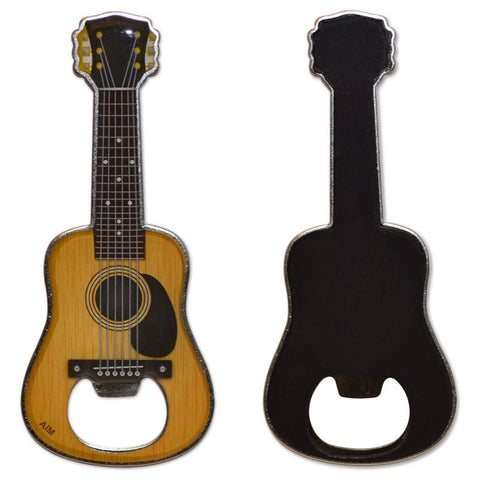 Magnetic Bottle Opener, Acoustic Guitar