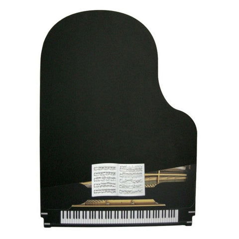 Chalkboard Wall Art, Grand Piano