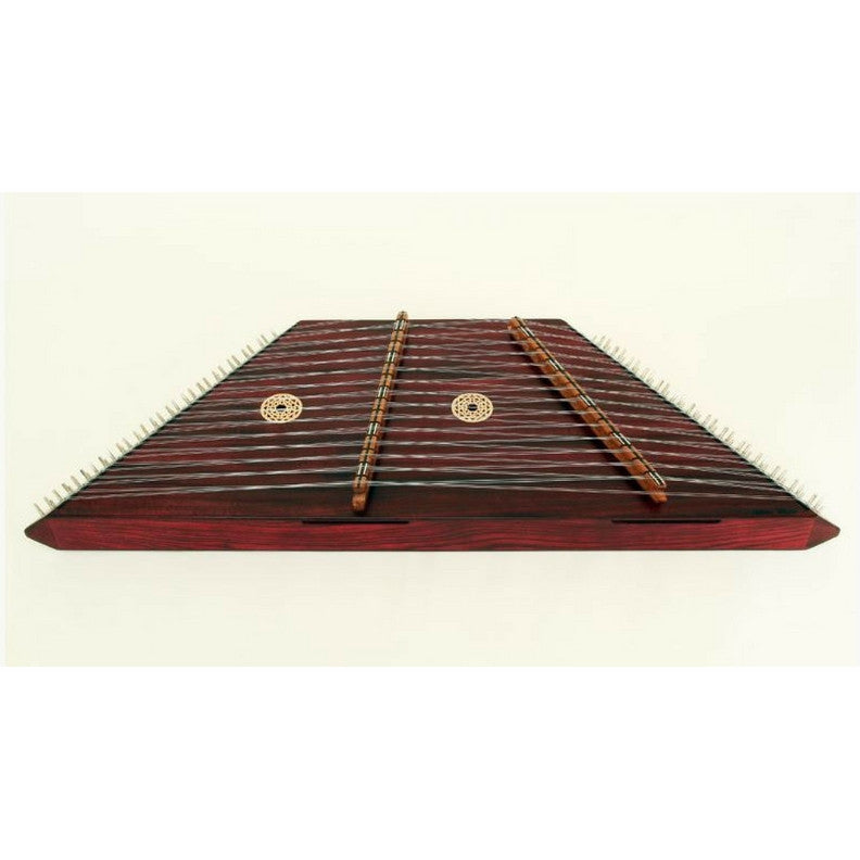 Pioneer Package Hammered Dulcimer (15/14), Solid Sapelli