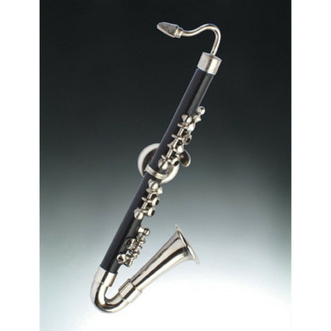 3-D Magnet, Bass Clarinet