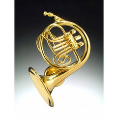 3-D Magnet, French Horn