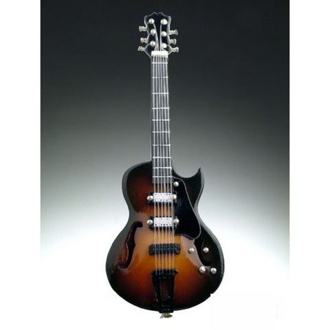 3-D Magnet, Electric Guitar, Archtop