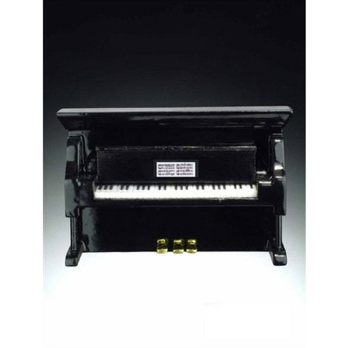 3-D Magnet, Upright Piano, Black