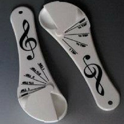 5-in-1 Musical Measuring Spoon