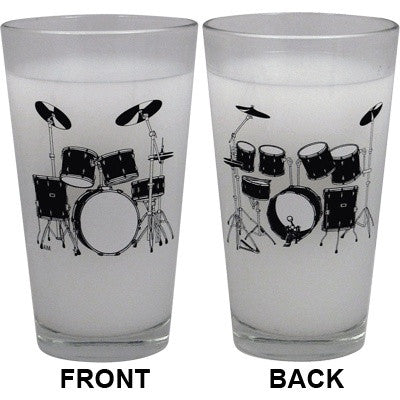 Drinking Glass, Drum Set
