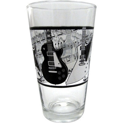Drinking Glass, Electric Guitars