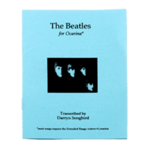 The Beatles Songbook for Pendant-Style Ocarinas