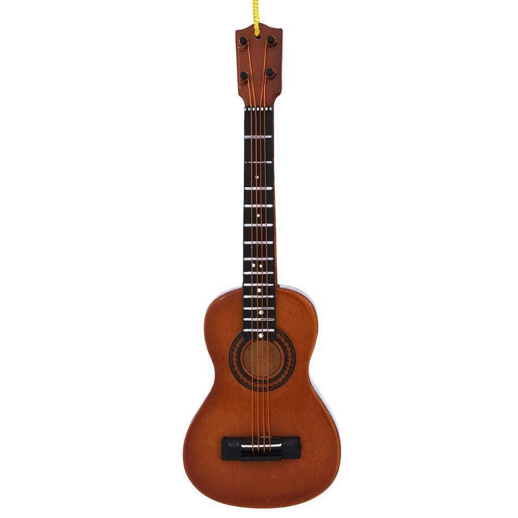 Ukulele Christmas Ornament