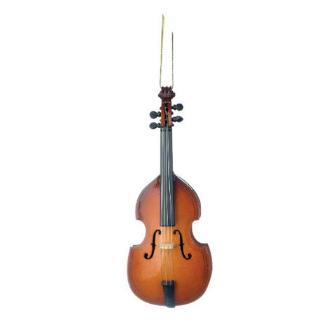 Upright Bass Ornament