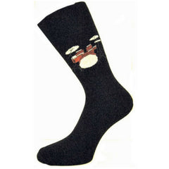 Men's Socks, Red Drum Set