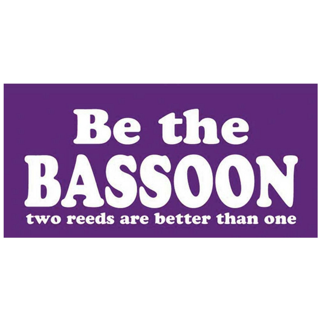 Be the Bassoon T-Shirt, Purple