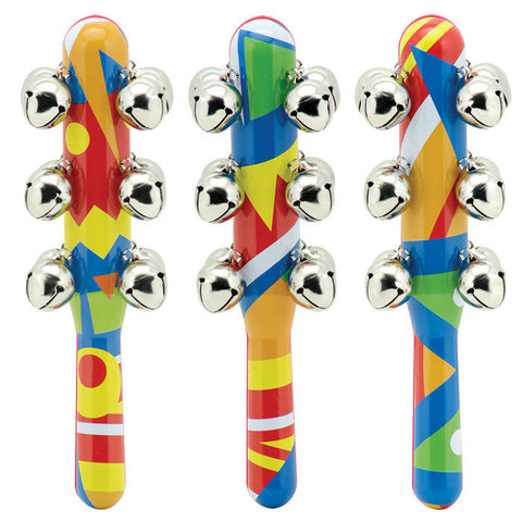 Colorful Jingle Stick