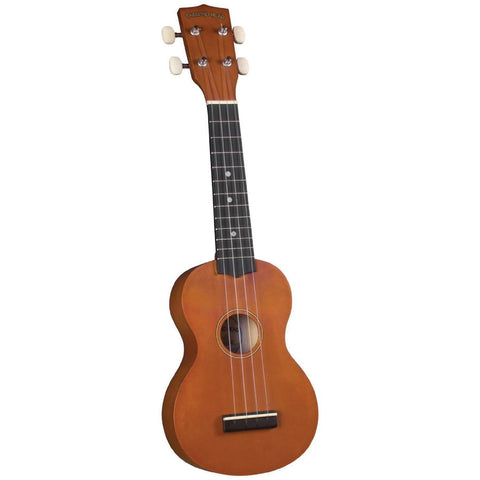 Diamond Head DU-150 Soprano Ukulele, Mahogany Brown