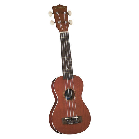 Diamond Head DU-250 Soprano Ukulele, Satin Mahogany