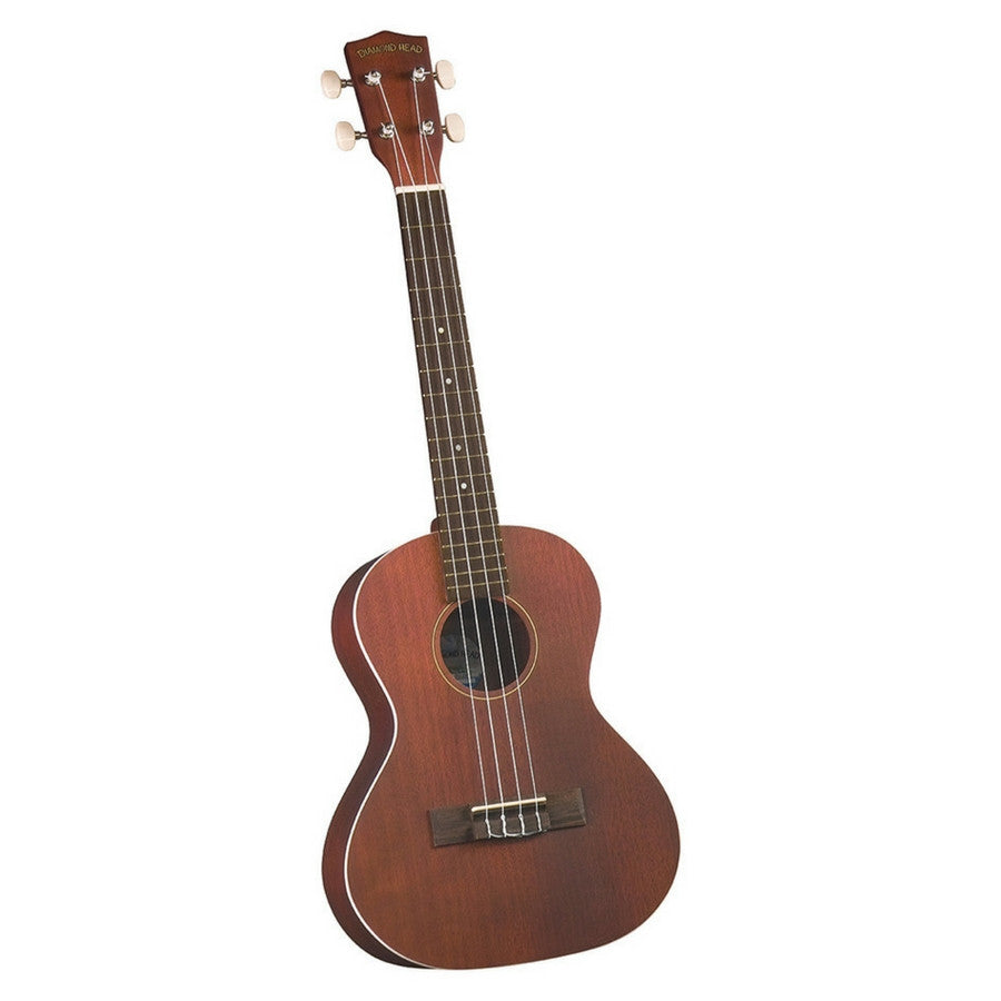Diamond Head DU-250T Tenor Ukulele, Satin Mahogany