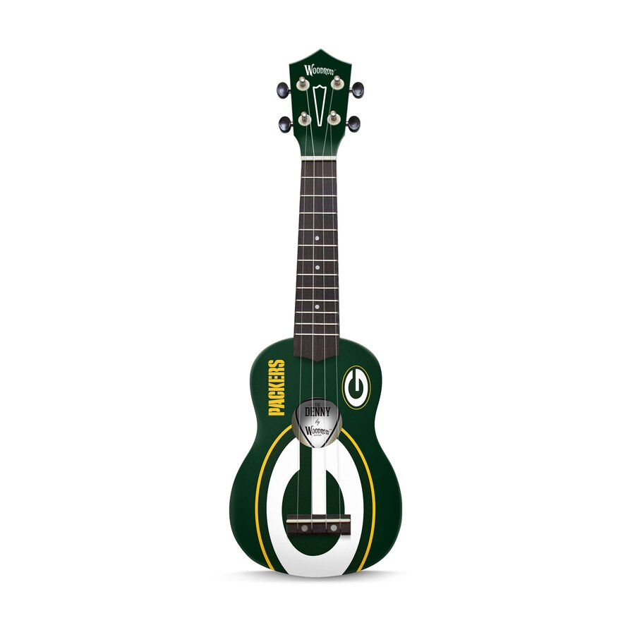 Green Bay Packers Soprano Ukulele