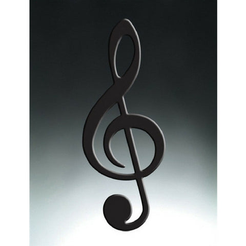 Musical Notes Wall Decor, Treble Clef