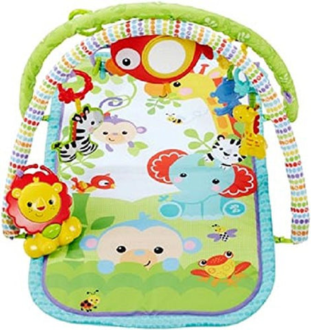 Fisher-Price - 3-in-1 Muzikale Activiteiten Gym (Speelkleed)