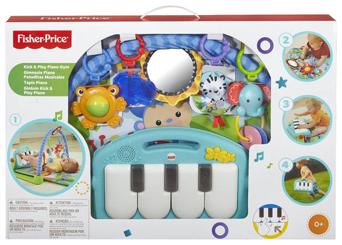Fisher-Price - Kick and Play Piano Gym (Speelkleed)