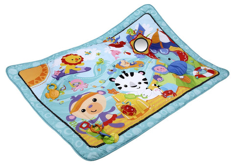 Fisher-Price - Grote Speelmat (Speelkleed)
