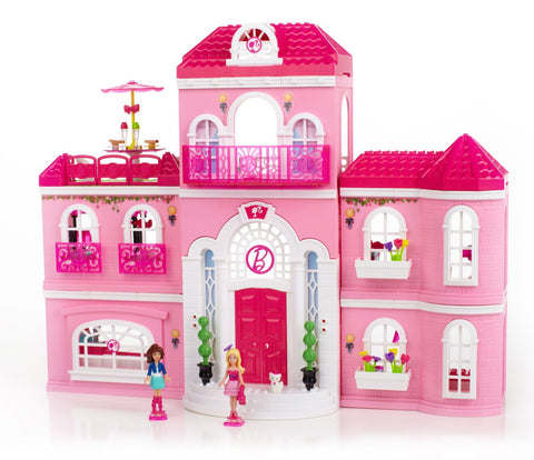 Barbie - Mega Bloks Barbie Droom Villa (Speelset)