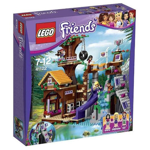 LEGO - Friends Avonturenkamp Boomhuis (41122)
