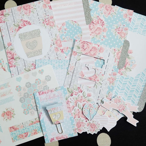 Pretty Planner Kit April 2016