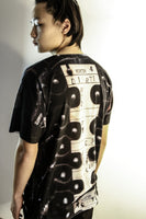 King of Rust Sublimation T Shirt Back