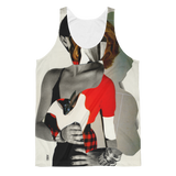 I'd Rather Be Drinking Unisex Classic Fit Tank Top