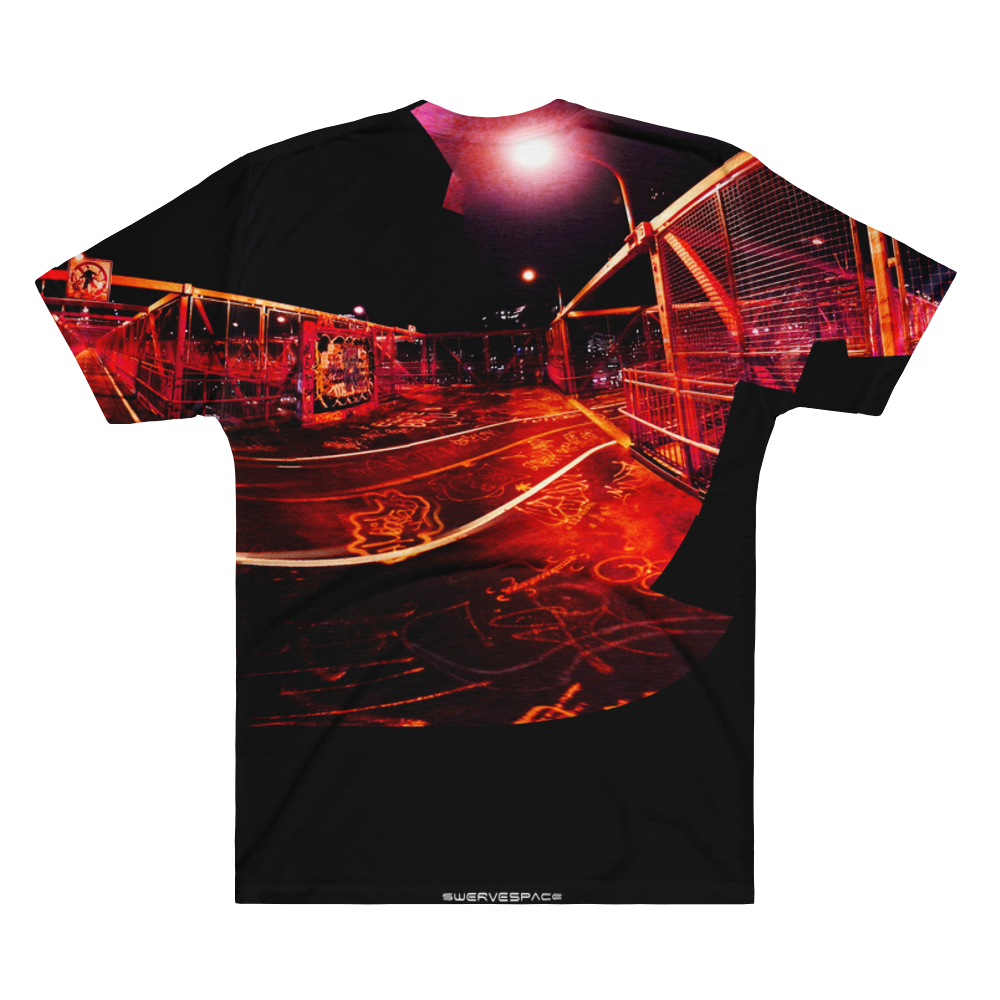 Night of the Living Swerve Crew Neck T