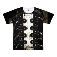 King of Rust Sublimation T Shirt Front