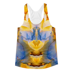 Hippy Happiness Women's Racerback Tank