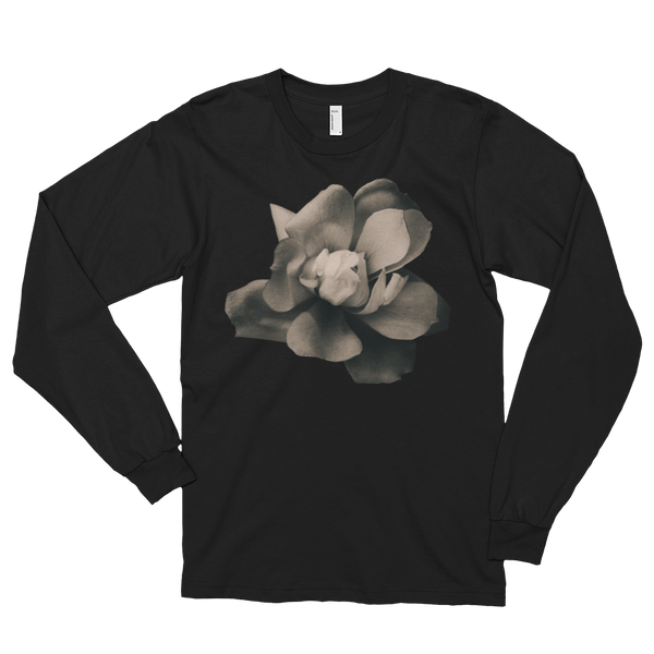 Friendly Q. Flower LST (unisex)