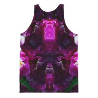 Revenge Of The Bloom Unisex Classic Fit Tank Top