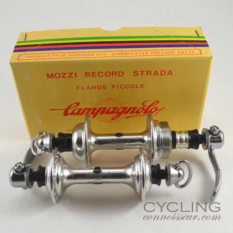 Campagnolo Nuovo Record Hubs
