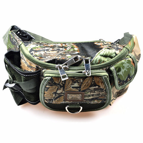 Fishing Gear - Fishing Tackle Waist Bag
