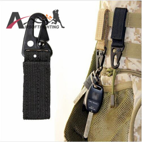 Molle Tactical Accessory QD Nylon Buckle