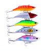 Rattlin' Vibrating Colorful Fishing Lure