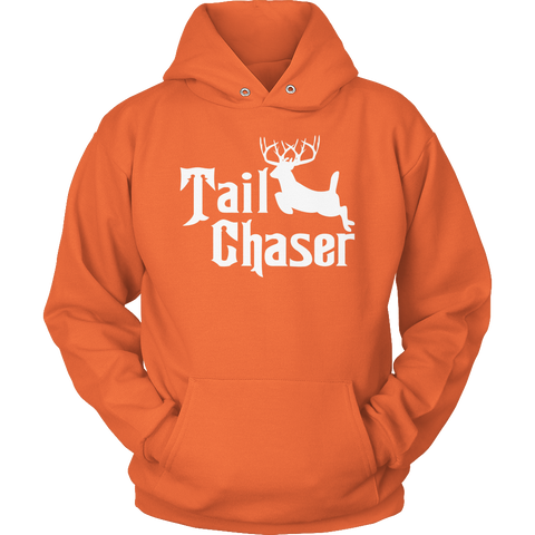 Tees & Sweats - Limited Edition T-shirt Hoodie - Tail Chaser