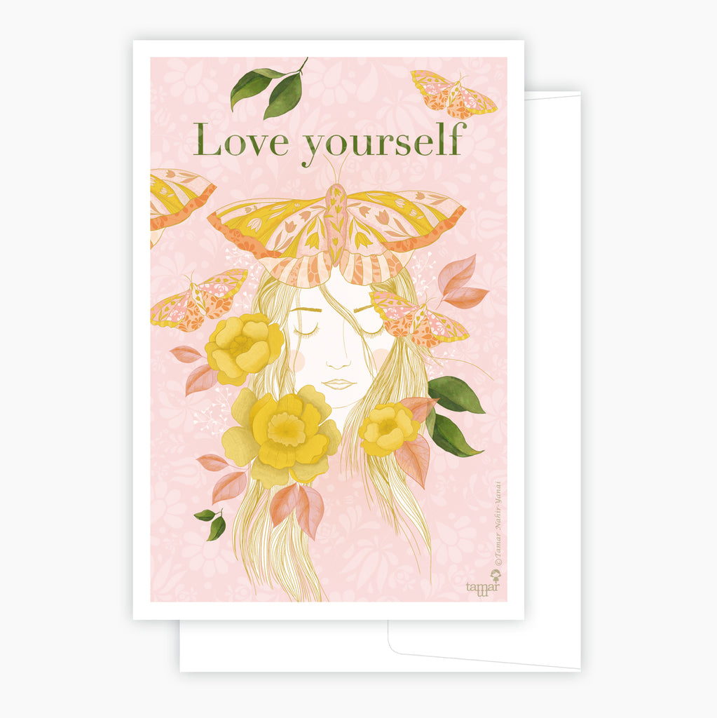 Love yourself Card