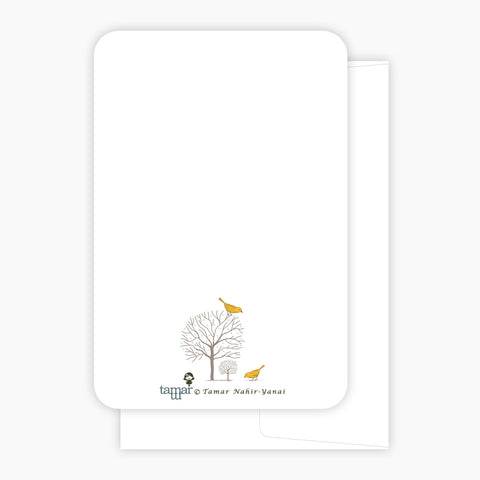 Winter good day Card