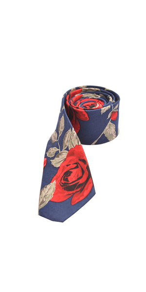 Copy of Floral Slim Tie