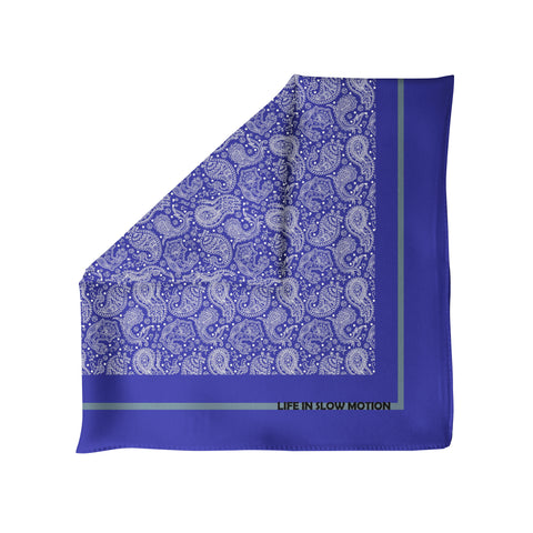 Alatri - Silk Pocket Square