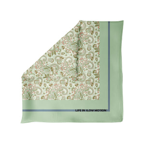 Anagni - Silk Pocket Square