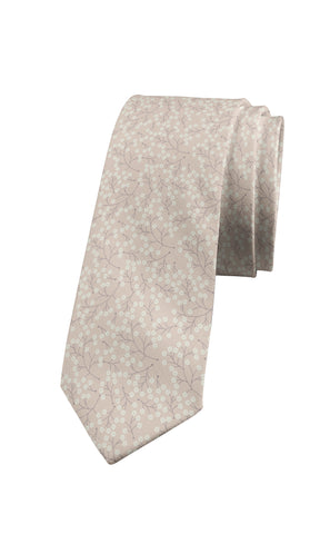 Asturias  - Slim Cotton Tie