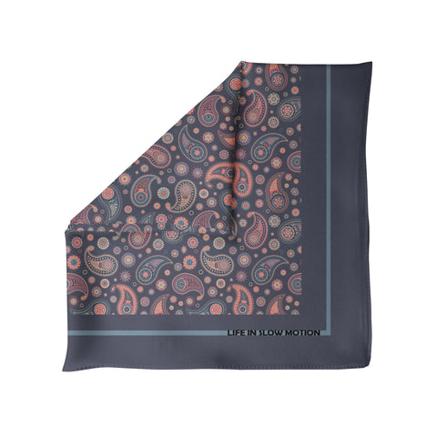 Aversa- Silk Pocket Square