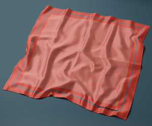 Catanzaro - Silk Pocket Square