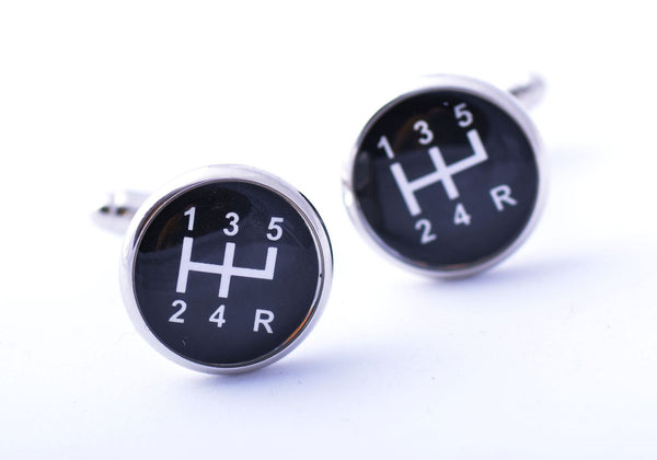 Gear Cufflinks - Lifeinslowmotion
