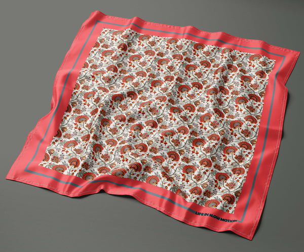 Ferentino - Silk Pocket Square